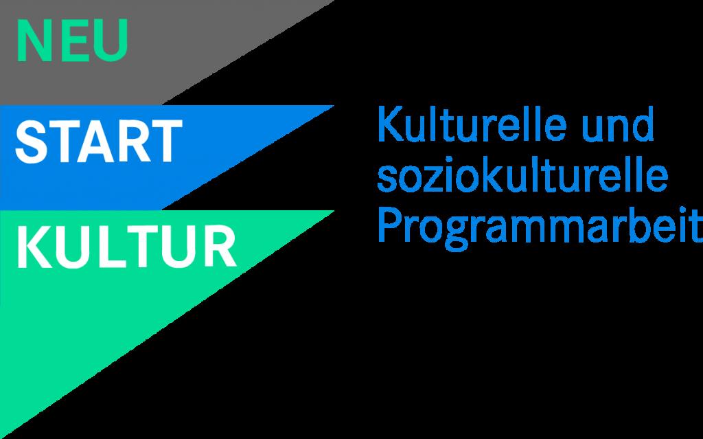 Logo Neustart Kulturelle und soziokulturelle Programmarbeit